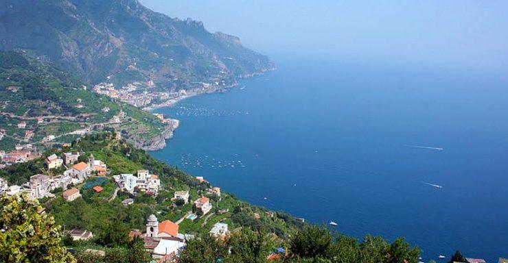 Ravello, Italy: Loft of the Literati