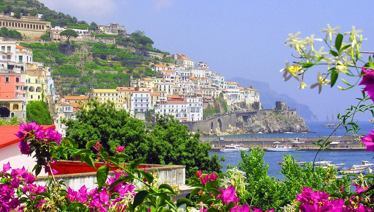Campania's Amalfi: History of a Real-Life Mythical Paradise