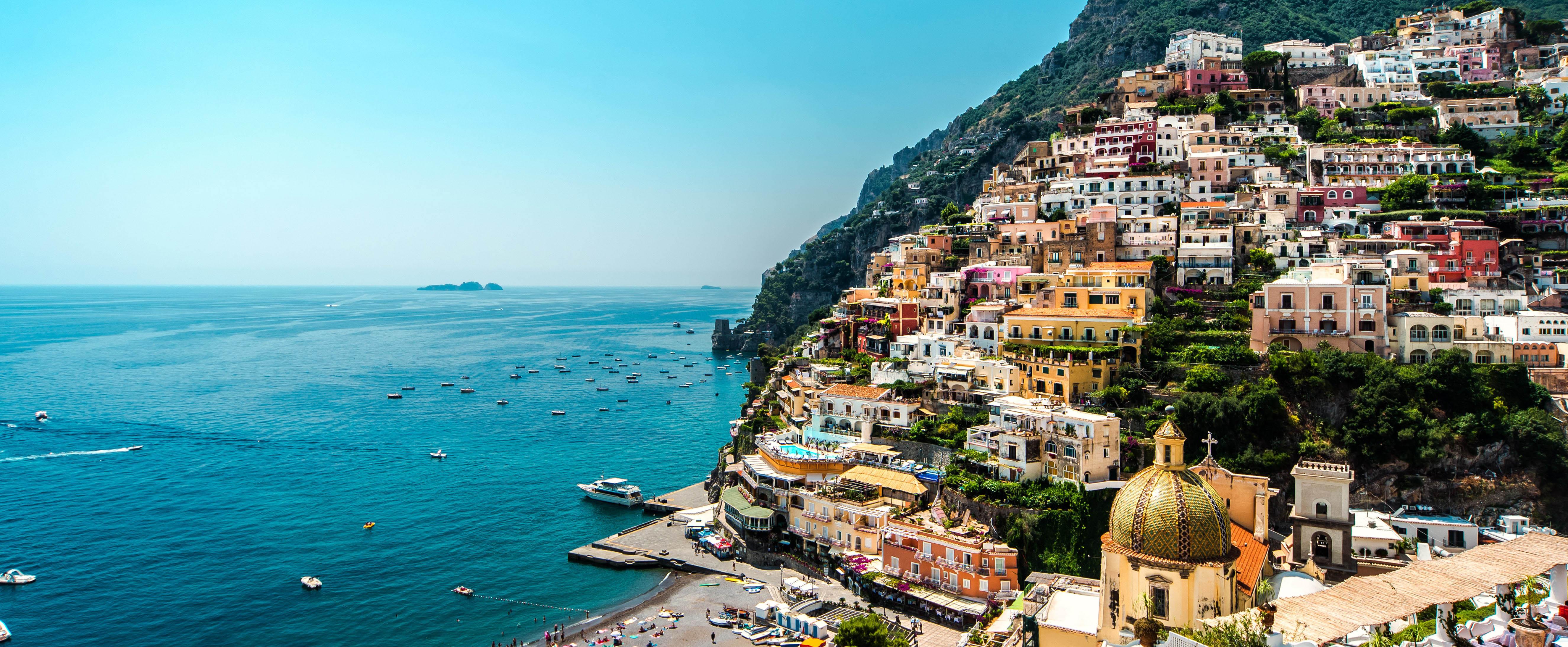 Amalfi coast self guided walking holiday explore italy 39 s for Amalfi coast cuisine