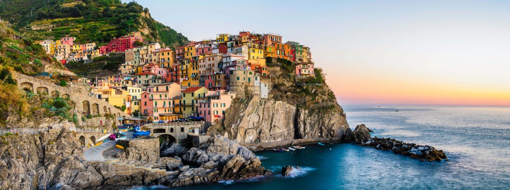 Italian Florence: Self-Guided Hiking In The Cinque Terre: Discover Italy's