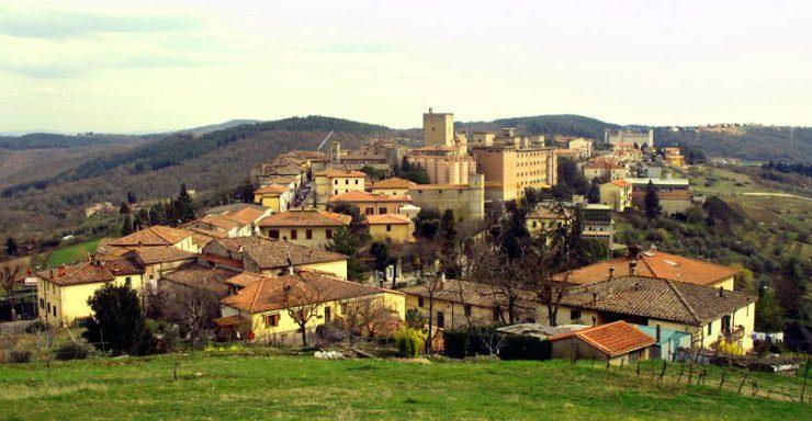 Castellina-in-Chianti: A Fortified Etruscan Village