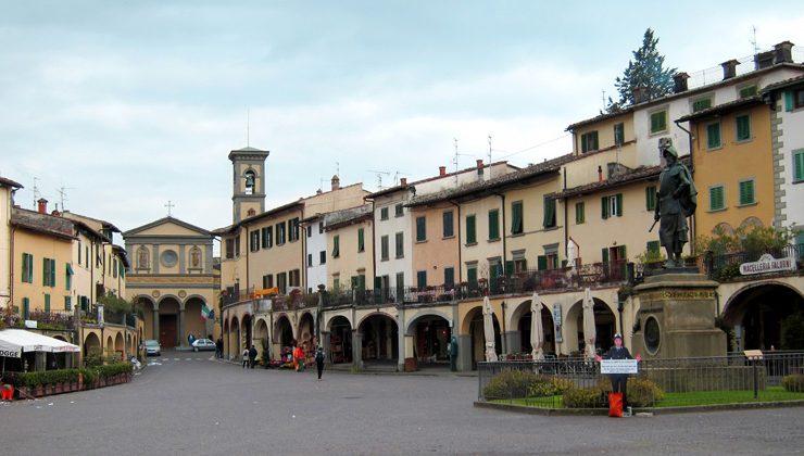 Greve-in-Chianti: A Wine Market Town