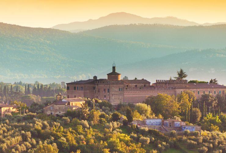 Tuscany's Hilltowns