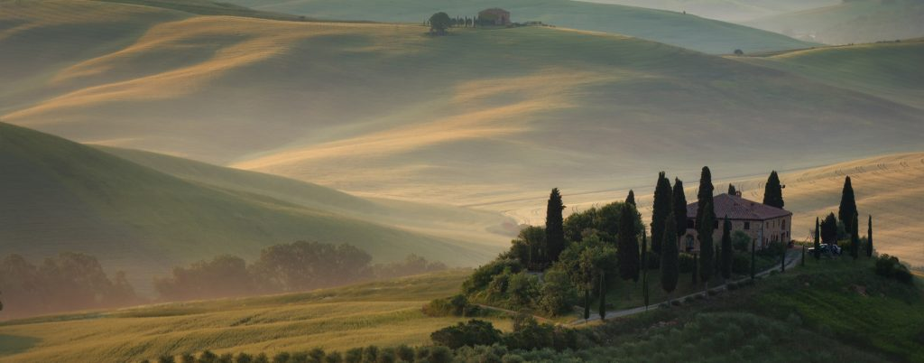 Italian Florence: Self-Guided Hiking In Tuscany: Discover The Charms Of