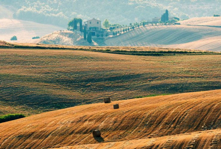 Tuscany's Val d'Orcia