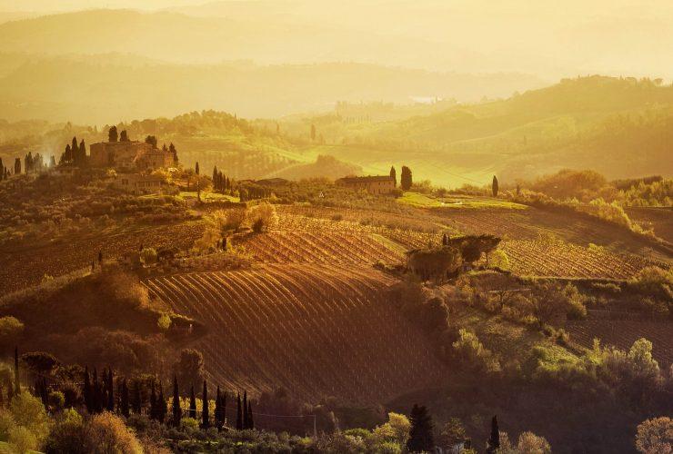 Tuscany's Chianti