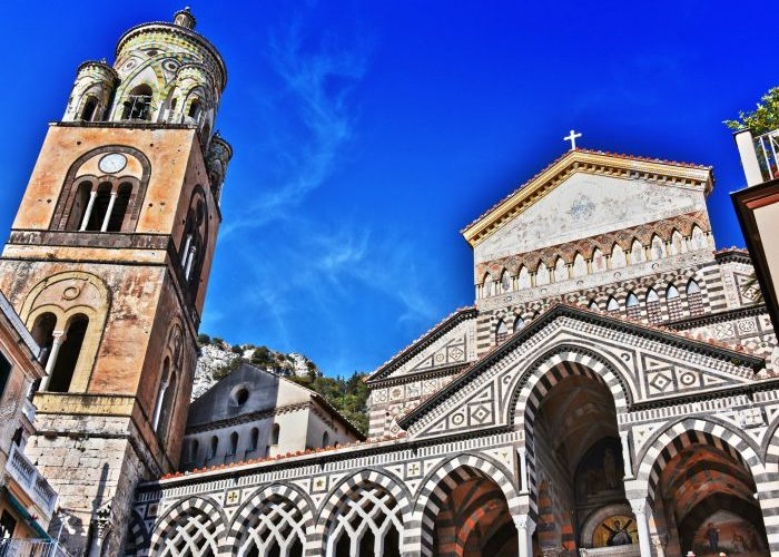 The Unique and Majestic Duomo of Amalfi