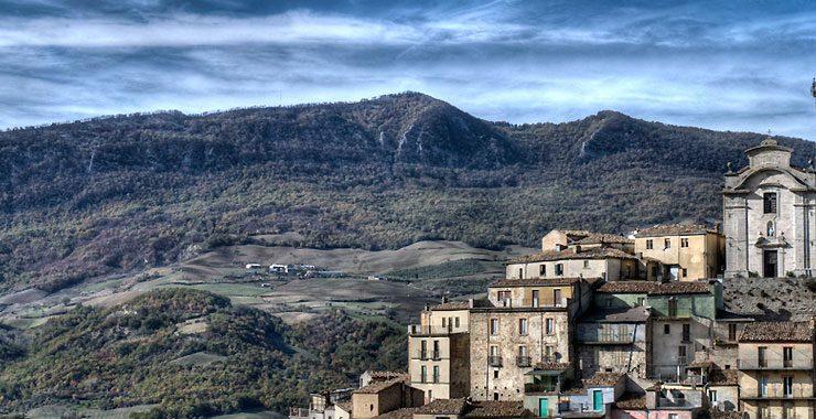 Abruzzo's Parco Nazionale