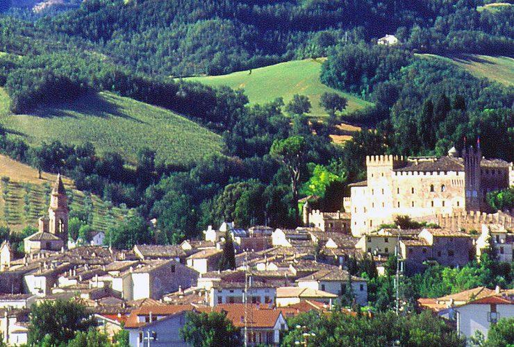 Le Marche's Monti Azzuri