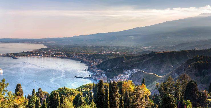 Sicily's Eastern Seaboard