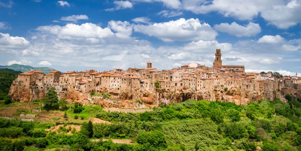 Italian Florence: Self-Guided Walking In Tuscany's Maremma, Tuscany With
