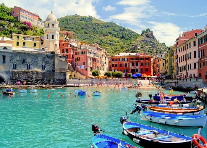Vernazza, Cinque Terre: A Thousand Years of Beauty