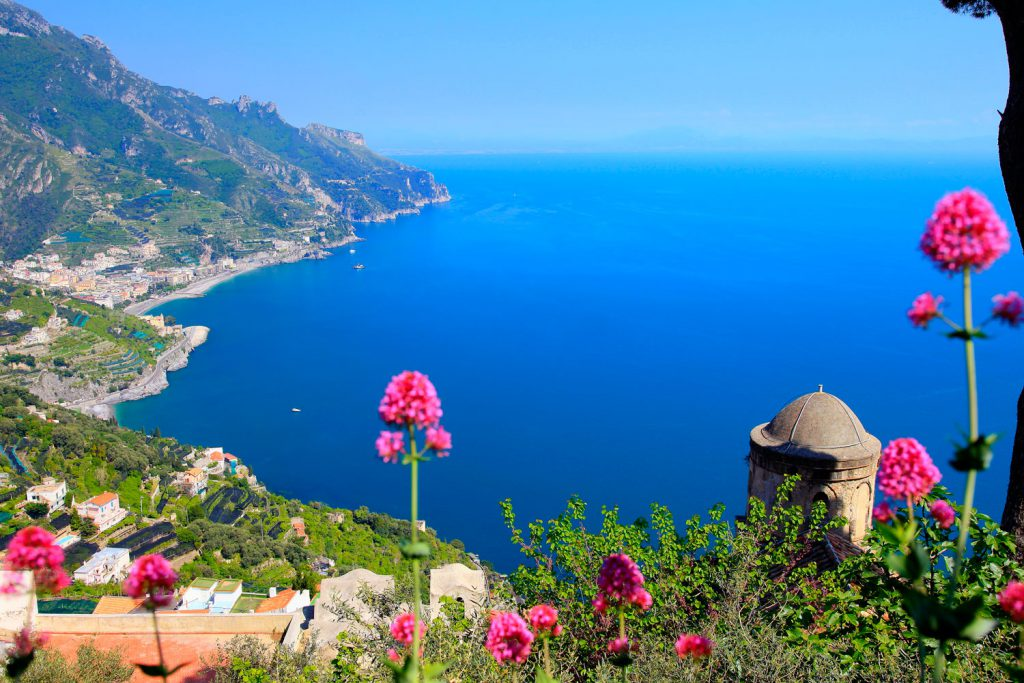 View of Ravello