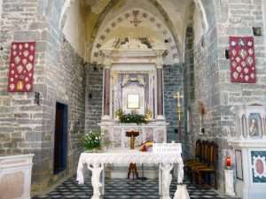Santuario Nostra Signora della Salute Volastra