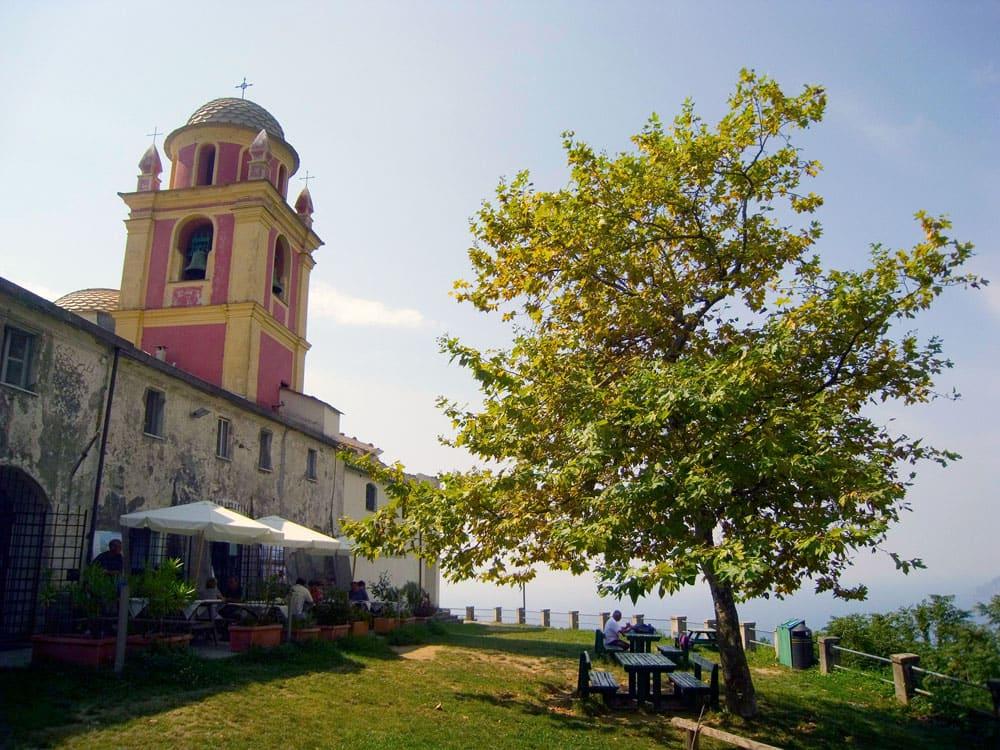 Santuario Nostra Signora di Montenero Riomaggiore