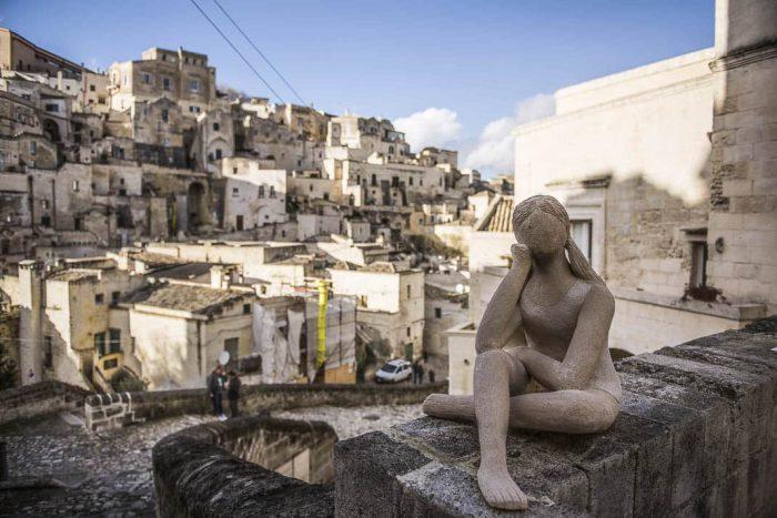 Sassi Sculpure