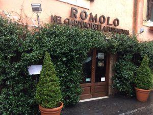 Romolo Restaurant
