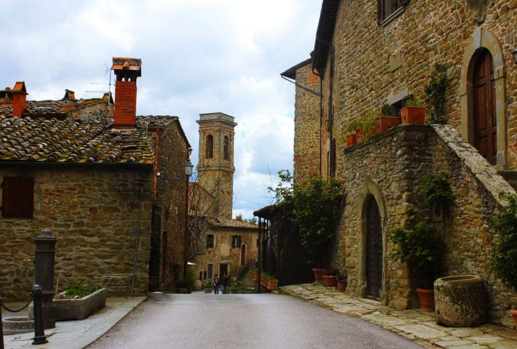 In The Heart Of Chianti Classico: A Hike Around Volpaia